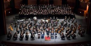 Four Vocal Soloists and Montclair State University Chorale Join NJ Symphony for Verdi's REQUIEM, 4/3-6