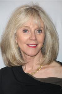 Blythe Danner Joins the Cast of NICE WORK IF YOU CAN GET IT