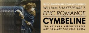 Jasper Goes to the Library Continues with SC Shakespeare Company, 5/6