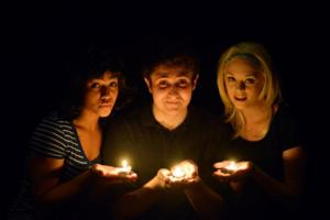 BLACK COMEDY to Open 9/12 at City Theatre