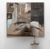 The Family of Ileana Sonnabend Donates Robert Rauschenberg's Canyon to The Museum of Modern Art