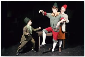 Raleigh Little Theatre's PINOCCHIO Opens this Week