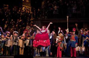 Met Opera Live's LA BOHEME to be Broadcast at THT, 4/5