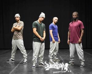 DanceWorks Presents Bboyizm This Weekend