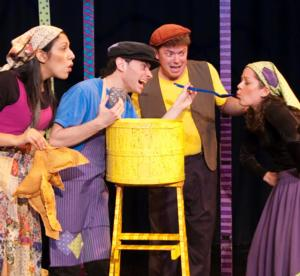 Pushcart Players to Bring 'STONE SOUP' to Paper Mill Playhouse, 4/30