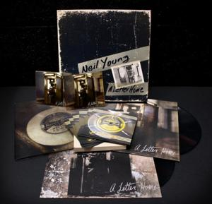 Neil Young's A LETTER HOME Box Set Out Today