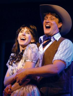 OKLAHOMA! Begins 8/21 at Beef & Boards Dinner Theatre