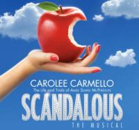 Buy One Get One Free on Broadway's SCANDALOUS Thru 11/18!