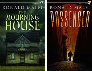 DarkFuse Reissues THE MOURNING HOUSE and PASSENGER, Both by Ronald Malfi