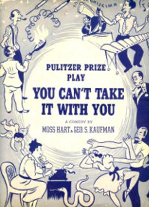 Laurel Mill Playhouse Presents YOU CAN'T TAKE IT WITH YOU, Now thru 4/13