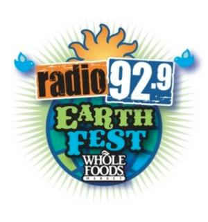 Radio 92.9 Searching for Local Band to Open EarthFest