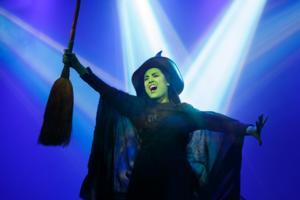 Broadway's WICKED Flies Into Sacramento Tonight