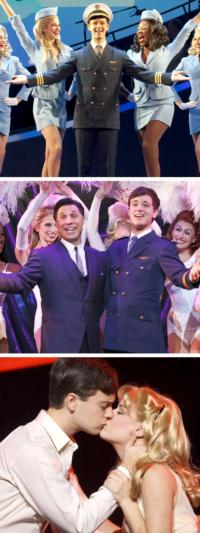 BWW Reviews: Charmingly Flawed CATCH ME IF YOU CAN Lands in L.A.