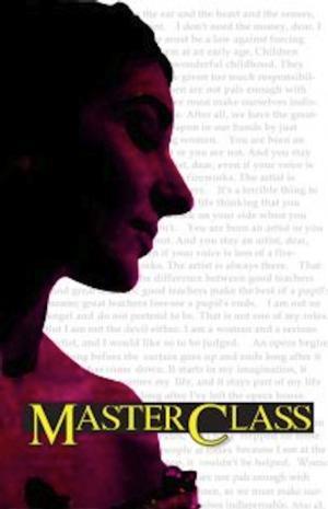 MusicalFare to Present MASTER CLASS, 10/30-12/1
