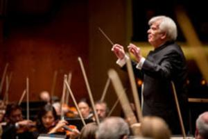 Christoph Von Dohnanyi Returns and Paul Lewis Makes Debut With BRAHM'S PIANO CONCERTO NO. 1 at the New York Philharmonic, 4/10-12