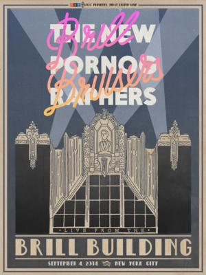 The New Pornographers to Perform New Album BRILL BRUISERS at the Brill Building, 9/4