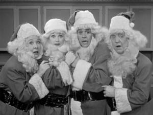 CBS to Air Newly-Colorized I LOVE LUCY Christmas Special, 12/20