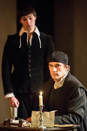 BRING UP THE BODIES/WOLF HALL Extend Until Oct 2014