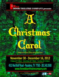 Red Door Theatre Presents A CHRISTMAS CAROL, 11/30-12/16