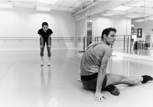 Dominic Walsh Dance Theater Premieres Dance Film Project, Featuring Hana Sakai and Domenico Luciano, Today