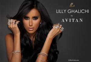 Bravo's Lilly Ghalichi Teams Up with Avitan Jewelry Co.
