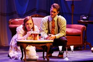 BLUE ROSES, New Musical Based on THE GLASS MENAGERIE, Begins Tonight at Irving Arts Center