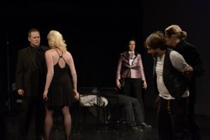 BWW Reviews: SATAN IN HIGH HEELS Is Sexy, Campy Fun