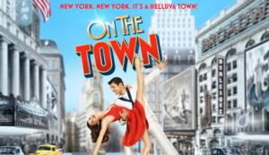 Breaking News: It's a Helluva Town! ON THE TOWN Sets Opening Night for 10/16 at Lyric Theatre; Previews Begin 9/20