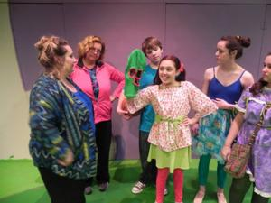 BWW Reviews: CCT's FRECKLEFACE STRAWBERRY Offers Heart-Warming Story of Self-Acceptance