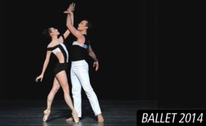 Daniel Ulbricht/BALLET 2014 to Present Dancers at JACOB'S PILLOW DANCE FESTIVAL, 7/16-20