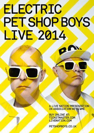 Pet Shop Boys Kick Off U.S. Live Dates in CA