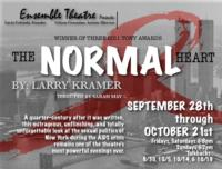 Ensemble Theatre Opens 33rd Season with THE NORMAL HEART, 9/28