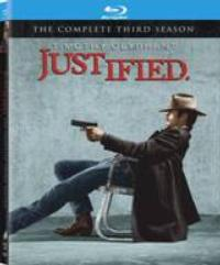 JUSTIFIED Season Three Set for DVD Release on 12/31