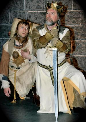 Clarence Brown Theatre to Present SPAMALOT, 4/24-5/11