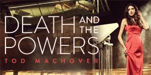 The Dallas Opera Presents DEATH AND THE POWERS, Now thru 2/16