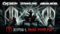 "DESTROID to Release Debut Single ""Raise Your Fist"" as Free Download; Album Scheduled for 2013"