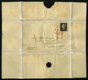 THe Smithsonian's National Postal Museum Displays the GENESIS OF PHILATELY, Now thru 5/11