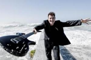 South Africa's World Music Star and Activist Johnny Clegg Performs Live at Mesa Arts Center Tonight