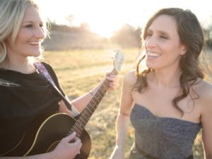 EDIE CAREY & SARAH SAMPLE to Hold 'Til The Morning' Album Release Show