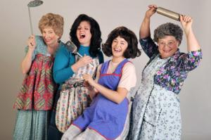 Sierra Repertory Theatre to Present 'A SECOND HELPING,' 4/25-6/8