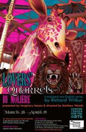 BWW Reviews: Suddenly Absurdist in Imaginary Beasts's LOVERS' QUARRELS