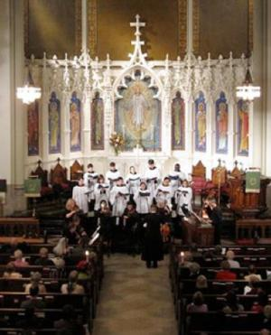 Bach Vespers at Holy Trinity Announces 2014-15 Season