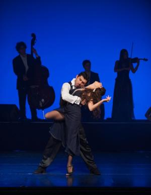 Tango Fire's FLAMES OF DESIRE Headed to Montreal, Toronto in November