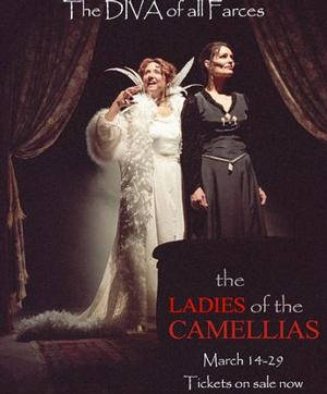 LADIES OF THE CAMELLIAS Next Up at Rivertown Theaters, Now thru 3/29