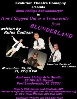 BLUNDERLAND Comes to South Florida 11/19-22