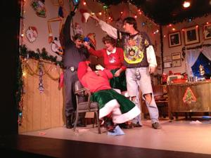 BWW Reviews: Hit Comedy BOB'S HOLIDAY OFFICE PARTY Wreaks Havoc at the Pico Playhouse.