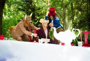 ALICE'S ADVENTURES IN WONDERLAND Returns to Opera Holland Park, Now thru 2 August