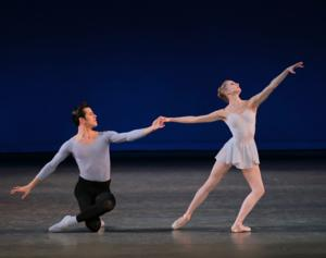 BWW Reviews: NYCB Presents Four Balanchine Masterpieces
