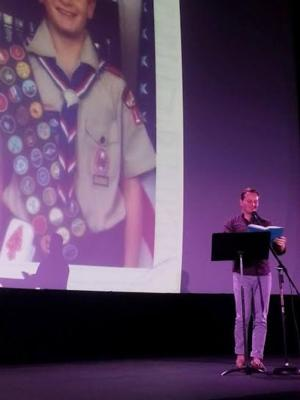 Theatre Off Jackson Presents Kimball Allen in GHOST STORIES