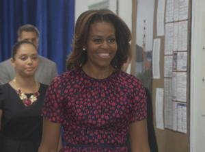 Michelle Obama to Guest on Tonight's Season Finale of PARKS & REC